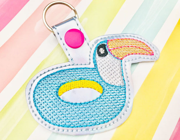 Toucan Float Snap Tab