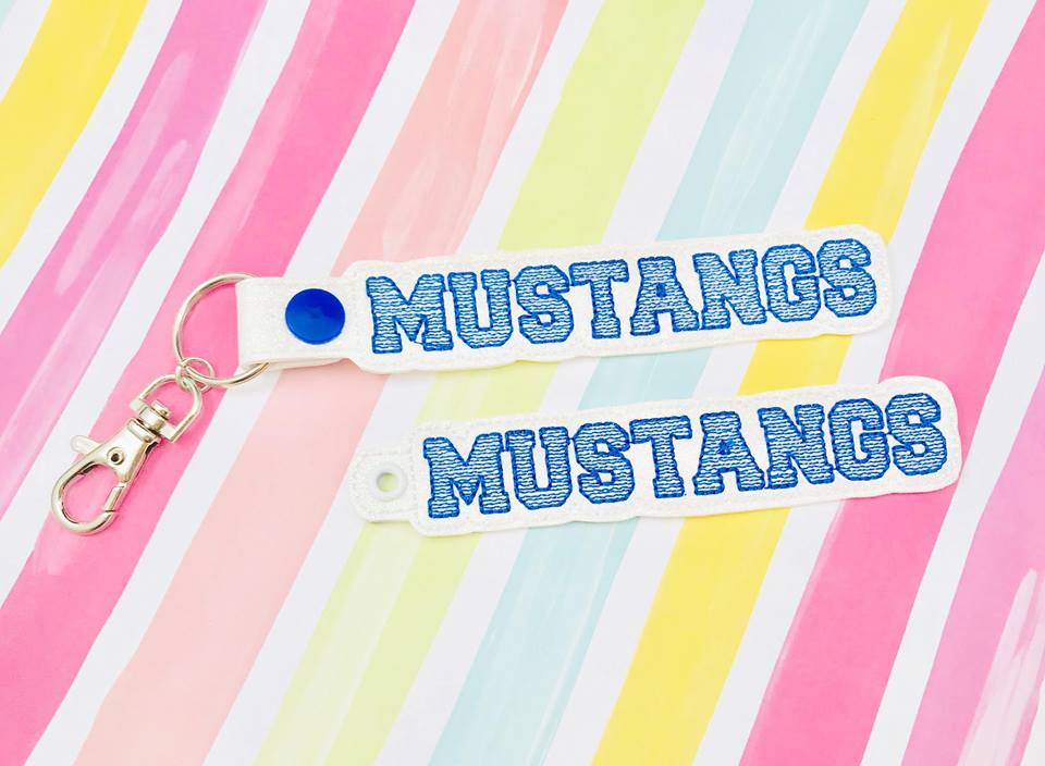Mustangs Snap Tab and Eyelet Set- Read Description