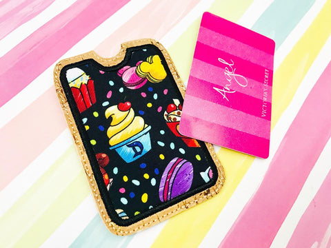Applique Gift Card Holder