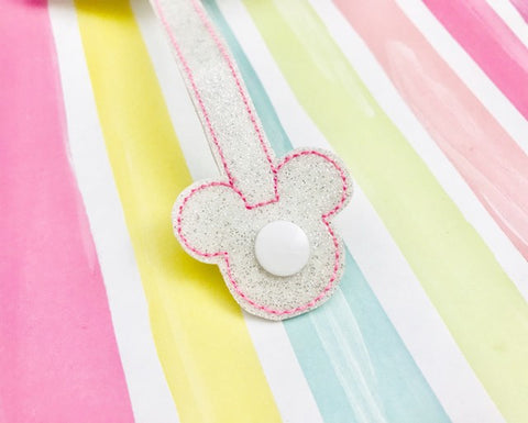 Mouse Strap Badge Holder Add On