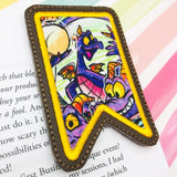 Corner Applique Bookmark 4
