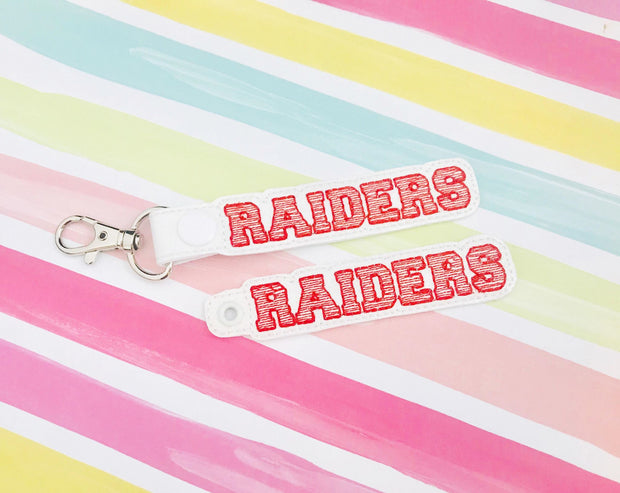 Raiders Snap Tab and Eyelet Set- Read Description