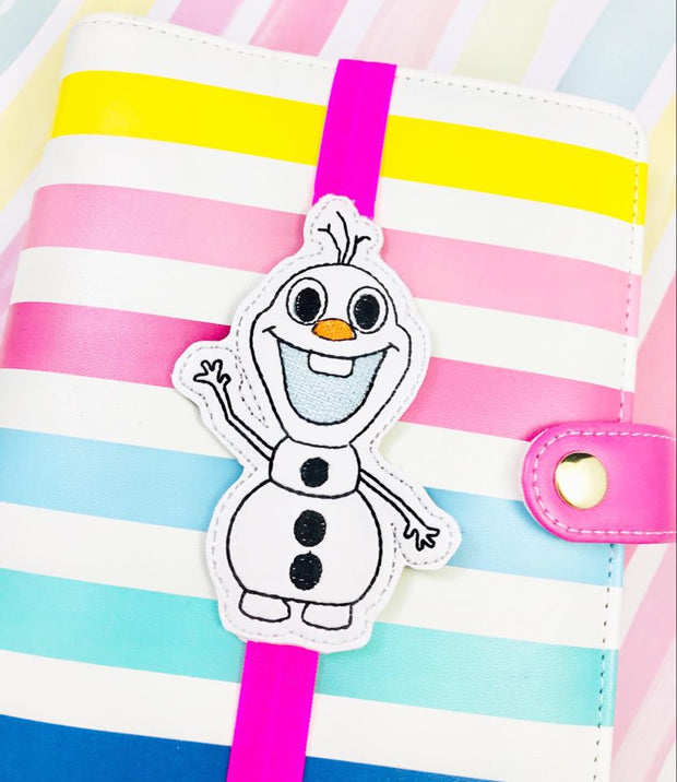 Snowman Planner Band