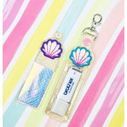 Shell Lip Balm Holder