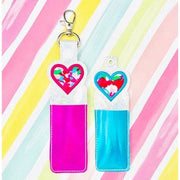 Heart Lip Balm Holders
