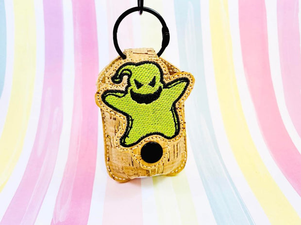 Sketchy OB 1oz Applique Sanitizer Holder