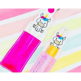 Sitting Unicorn Lip Balm Holder