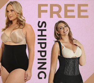 Hourglass Figure Shapewear Free Shipping