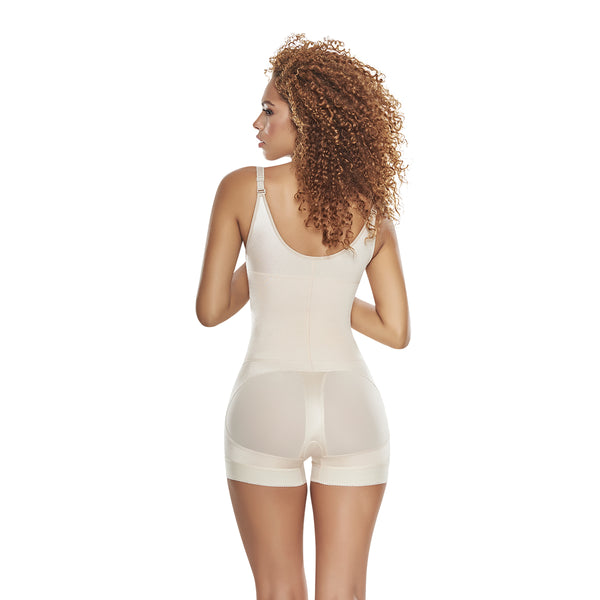 hourglass_figure braless bodyshaper boyshort in nude color 2