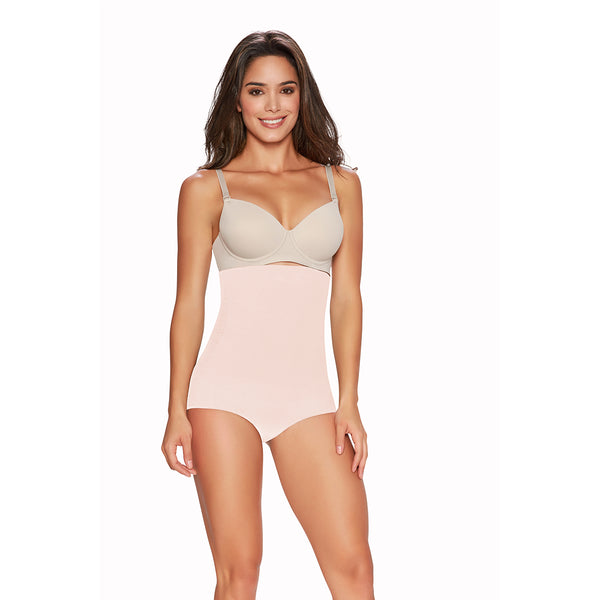 hourglass_figure firm control hi-waist cincher in nude color 1