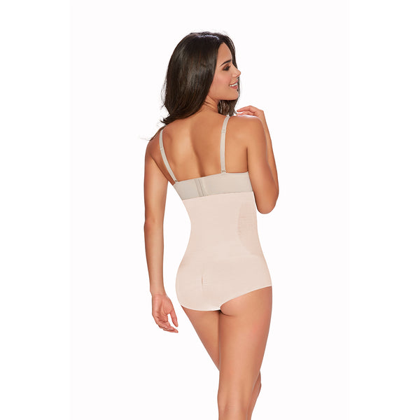 hourglass_figure firm control hi-waist cincher in nude color 2