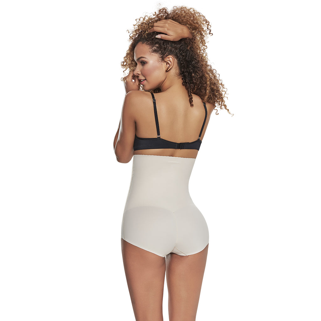 95c9ed298da63 ... hourglass figure high waist control panty with high waist slimming  cincher in nude color 3 ...