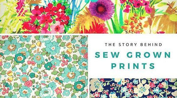 The Story of Our Sew Grown Prints