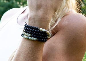 Sew Grown EO Diffusing Bracelet/Necklace - Prana Sandalwood