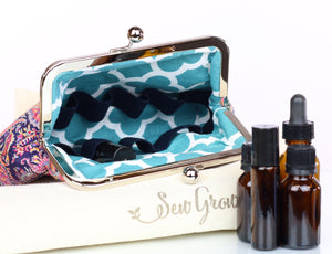 Felix Again 8 Bottle Essential Oil Case