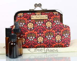 Flourish 8 Bottle Essential Oil Case