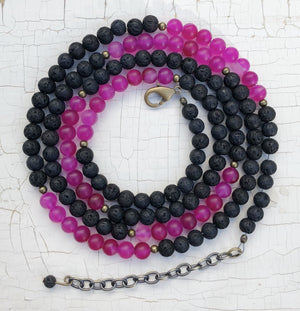 Sew Grown EO Diffusing Bracelet/Necklace - Helena