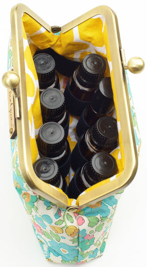 Louis 8 Bottle Essential Oil Case