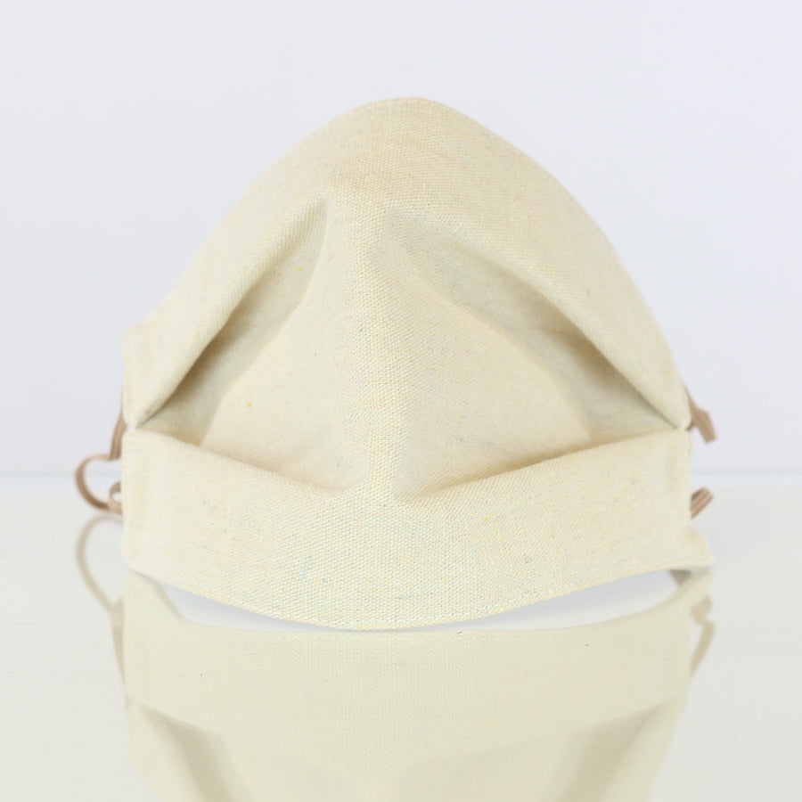 Handmade Cotton Face Mask - All Cotton - Elastic Loops