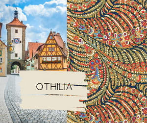Othilia Handbag - Sew Grown Limited
