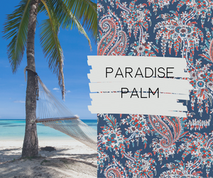 Paradise Palm Essential Oil Crossbody - Sew Grown Limited