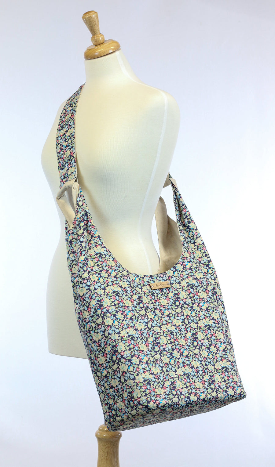 Sew Grown Market Tote - Francine