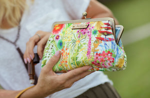 Paisley Peak Essential Oil Purse