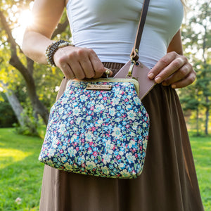 Sew Grown Crossbody Purse - Louis