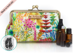 Tresco 12 Bottle Essential Oil Case