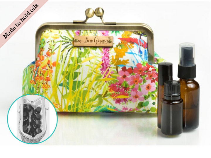 Tresco 8 Bottle Essential Oil Case
