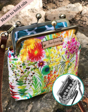 Tresco Essential Oil Crossbody