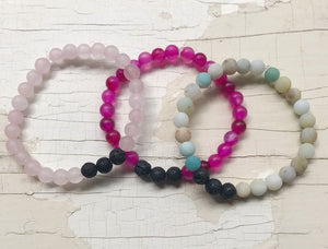 Sew Grown EO Diffusing Bracelet - Kids