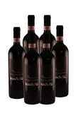 Natural Red Wine 2012 Rasicci Montepulciano D'Abruzzo – D.O.C.G  *6 Bottles*