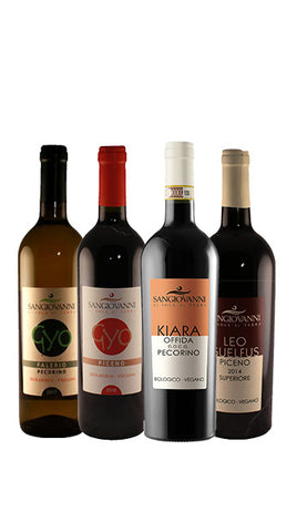 Amati Wines Organic Vegan Starter Bundle
