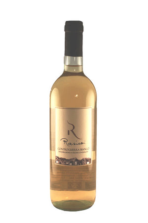 Rasicci Contraguerra Bianco 2016 DOC White Natural Wine (like Chardonnay)