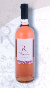 Natural Wine Rose' 2015 Rasicci Rosato