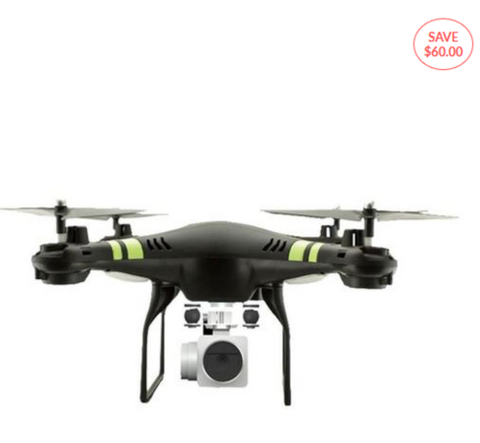 Full HD Waterproof Drone: Immortalize Scenes and Selfies!