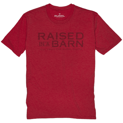 Raised In A Barn