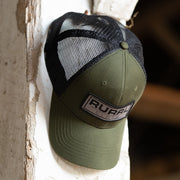 Brandmark Hat - Hunter Green