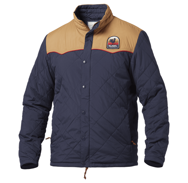Sunrise Jacket - Navy
