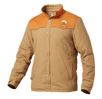 Sunrise Jacket - Tan