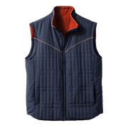 The 87 Lane Frost x Rural Cloth Vest