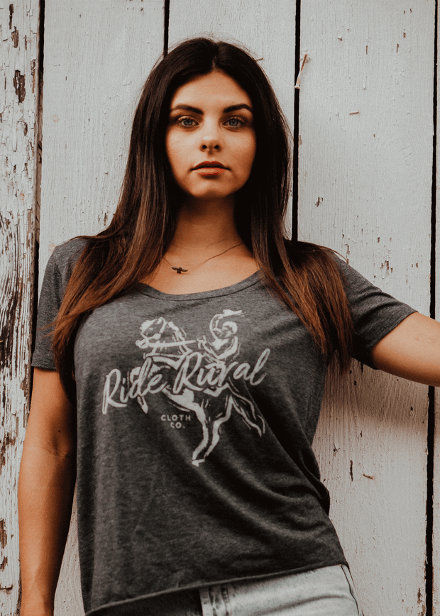 Ride Rural - Women's T