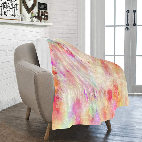 Micro fleece blanket 40x50