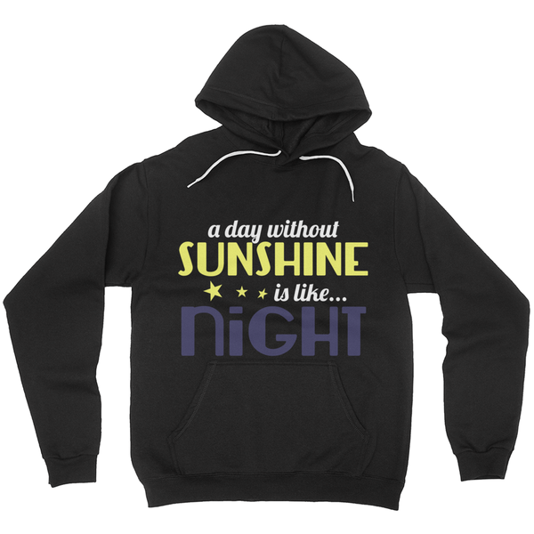Sunshine night hoodies (No-Zip/Pullover)