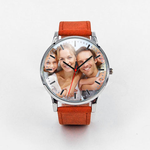 Family Picture Watch