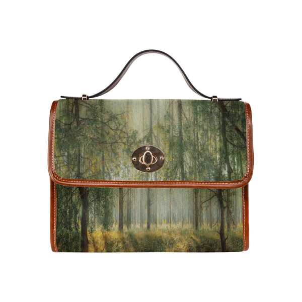 Forest waterproof canvas bag