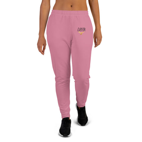 Dareion Pink Joggers
