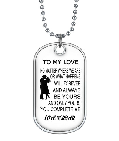 Necklace For Couples