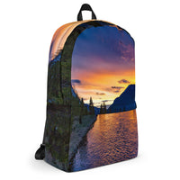 Yellowstone park backpack